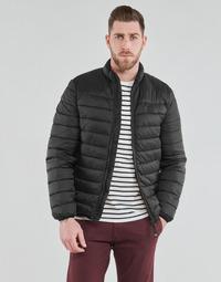 Oblačila Moški Puhovke Oxbow L2JUNCO Črna