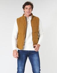 Oblačila Moški Puhovke Oxbow L2JONBAY Kamel