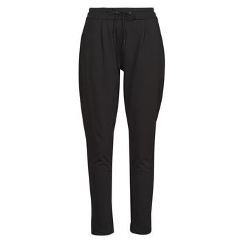 Oblačila Ženske Lahkotne hlače & Harem hlače Les Petites Bombes W19V1103 Črna