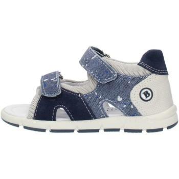 Čevlji  Dečki Sandali & Odprti čevlji Balocchi 493133 Blue and gray