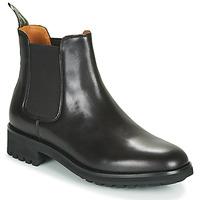 Čevlji  Moški Polškornji Polo Ralph Lauren BRYSON CHLS Črna
