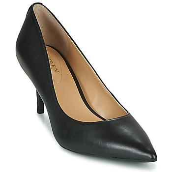 Čevlji  Ženske Salonarji Lauren Ralph Lauren LANETTE Črna