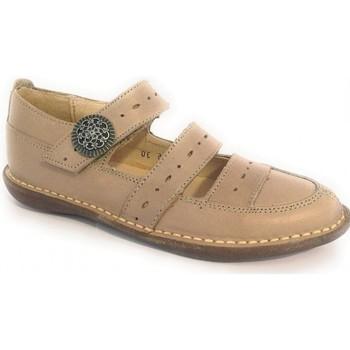 Čevlji  Deklice Čevlji Derby & Čevlji Richelieu Colores 23892-24 Bež