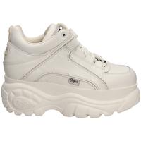 Čevlji  Ženske Nizke superge Buffalo SOFT blanc-bianco