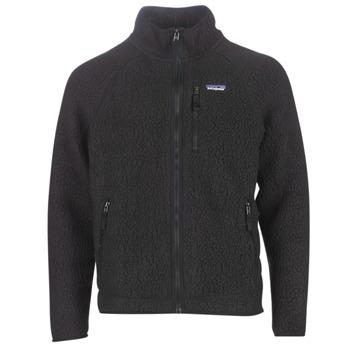Oblačila Moški Flis Patagonia M'S RETRO PILE JKT Črna