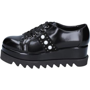 Čevlji  Ženske Čevlji Derby & Čevlji Richelieu Bottega Lotti Klasična BS981 Črna