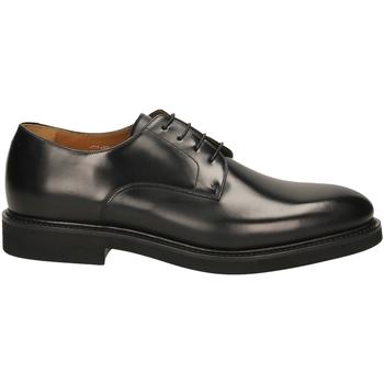 Čevlji  Moški Čevlji Derby Rossi VITELLO CALF nero-nero