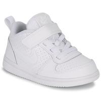 Čevlji  Otroci Nizke superge Nike PICO 5 TODDLER Bela