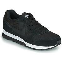 Čevlji  Ženske Nizke superge Nike MD RUNNER 2  W Črna