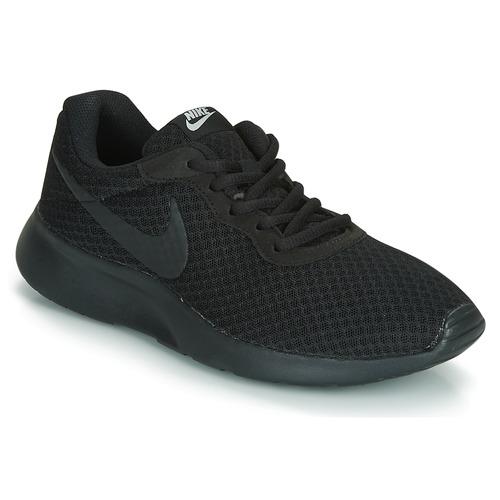 Čevlji  Ženske Nizke superge Nike TANJUN W Črna