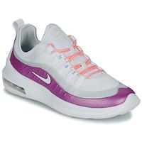 Čevlji  Ženske Nizke superge Nike AIR MAX AXIS W Bela / Vijolična
