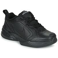 Čevlji  Moški Nizke superge Nike AIR MONARCH IV Črna