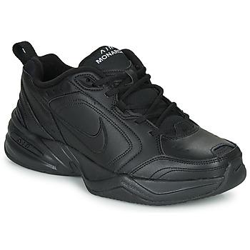 Čevlji  Moški Šport Nike AIR MONARCH IV Črna