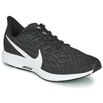 Čevlji  Moški Tek & Trail Nike AIR ZOOM PEGASUS 36 Črna / Bela