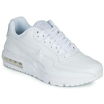 Čevlji  Moški Nizke superge Nike AIR MAX LTD 3 Bela