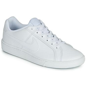 Čevlji  Moški Nizke superge Nike COURT ROYALE Bela