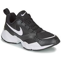 Čevlji  Moški Nizke superge Nike AIR HEIGHTS Črna / Bela