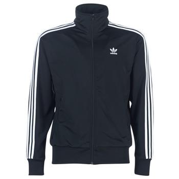 Oblačila Moški Športne jope in jakne adidas Originals FIREBIRD TT Črna