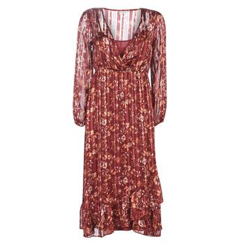 Oblačila Ženske Dolge obleke Cream NILA Rdeča