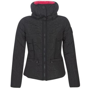 Oblačila Ženske Puhovke Desigual BRISTOL Črna