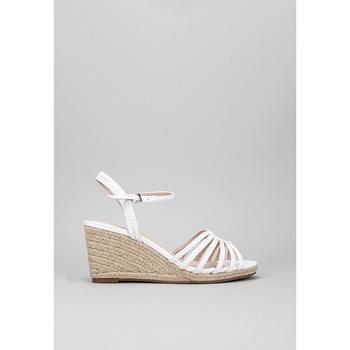 Čevlji  Ženske Sandali & Odprti čevlji La Strada  Bela