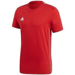 Oblačila Moški Majice s kratkimi rokavi adidas Originals Core 18 Rdeča