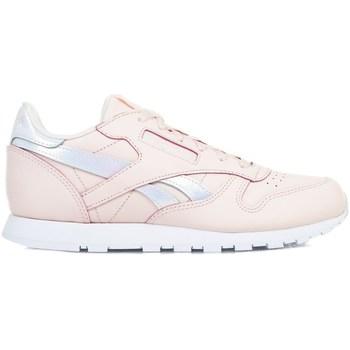 Čevlji  Deklice Nizke superge Reebok Sport Classic Leather Roza