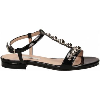 Čevlji  Ženske Sandali & Odprti čevlji L'amour VERNICE nero