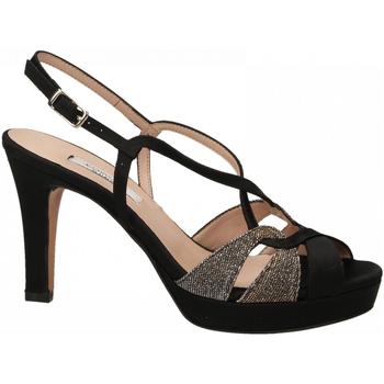 Čevlji  Ženske Sandali & Odprti čevlji L'amour RASO NIGHT nero-oro