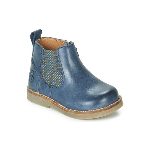 Čevlji  Otroci Polškornji Aster STIC Modra