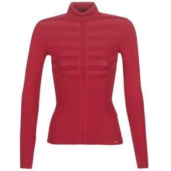 Oblačila Ženske Puloverji Morgan MENTOS Rdeča