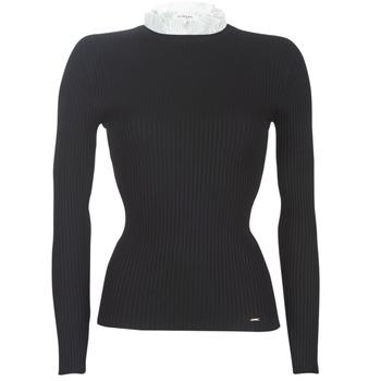 Oblačila Ženske Puloverji Morgan MLOU Črna