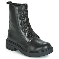 Čevlji  Deklice Polškornji Gioseppo ABENBERG Črna