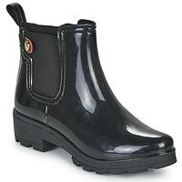 Čevlji  Ženske škornji za dež  Gioseppo 40840 Črna