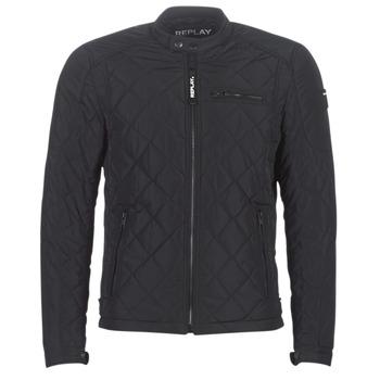Oblačila Moški Jakne Replay M8000 Črna