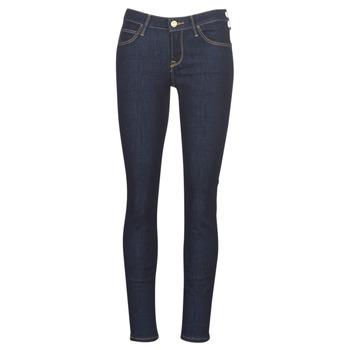 Oblačila Ženske Jeans skinny Lee SCARLETT RINSE Modra