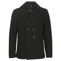 Oblačila Moški Plašči Schott CYCLONE3 Črna