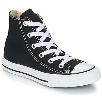 Čevlji  Otroci Visoke superge Converse CHUCK TAYLOR ALL STAR CORE HI Črna