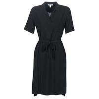 Oblačila Ženske Kratke obleke Esprit 079EE1E011-003 Črna