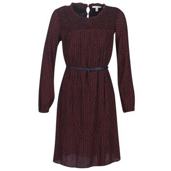 Oblačila Ženske Kratke obleke Esprit 099EE1E015-622 Rdeča