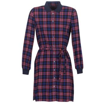 Oblačila Ženske Kratke obleke Marc O'Polo 907088121185-K33 Večbarvna