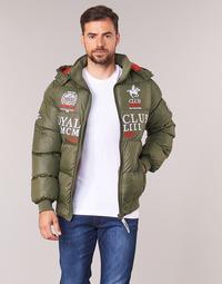 Oblačila Moški Puhovke Geographical Norway AVALANCHE-KAKI Kaki