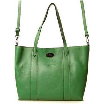 Torbice Ženske Ročne torbice Maison Heritage ELIS VERT