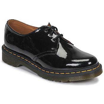 Čevlji  Ženske Čevlji Derby Dr Martens 1461 Črna