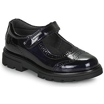 Čevlji  Deklice Balerinke Pablosky 335829 Modra