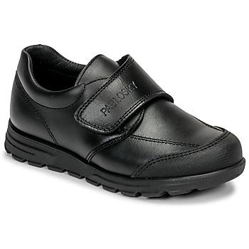 Čevlji  Otroci Čevlji Derby Pablosky 334510 Črna
