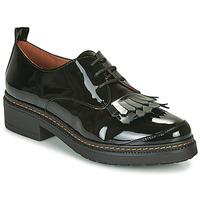 Čevlji  Ženske Čevlji Derby Fericelli LEONA Črna