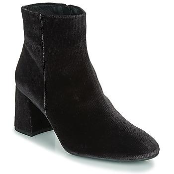 Čevlji  Ženske Gležnjarji Fericelli LENITA Črna