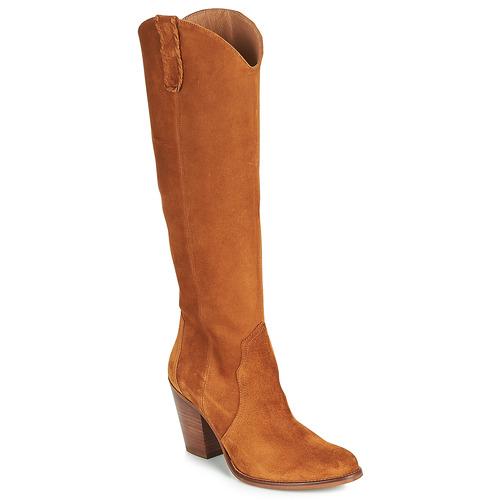Čevlji  Ženske Mestni škornji    Fericelli LUNIPIOLLE Kamel
