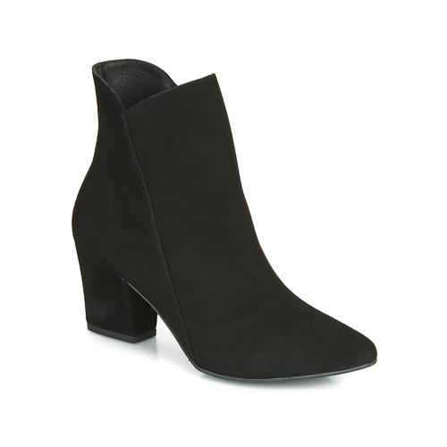Čevlji  Ženske Gležnjarji Fericelli JORDENONE Črna
